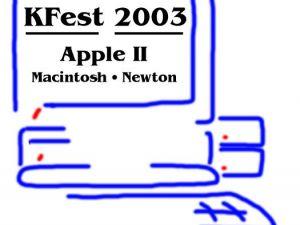 KansasFest 2003 logo