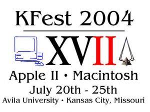 KansasFest 2004 logo