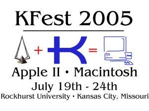 KansasFest 2005 logo